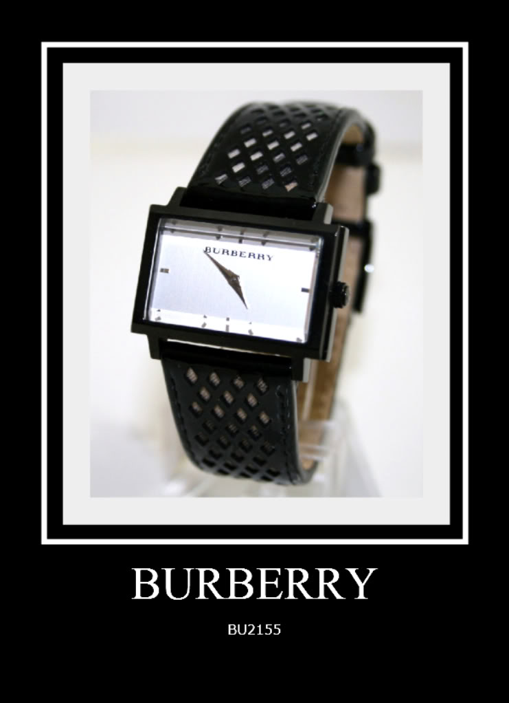 AUTHENTIC Burberry Heritage Ladies Watch  BU2155