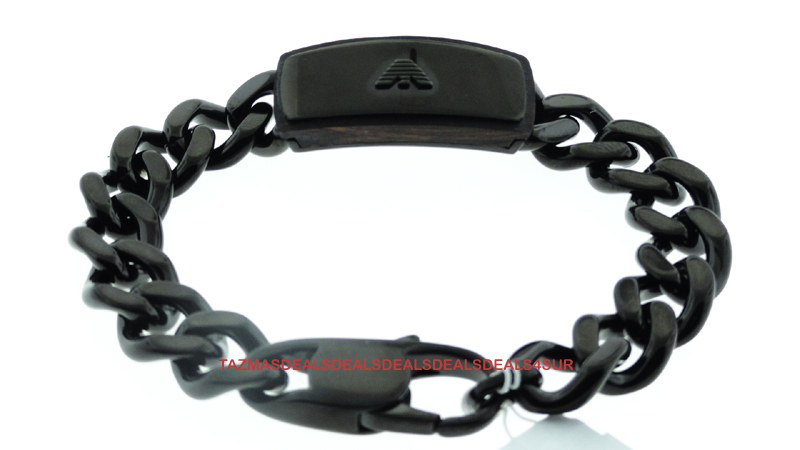 COLLECTION 2011 EMPORIO ARMANI BRACELET EGS1268 MEN