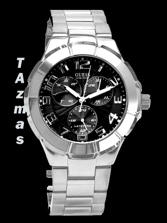 AUTHENTIC GUESS WATCH MEN SPORT COLLECTION 2010 G10178G CLASSIC