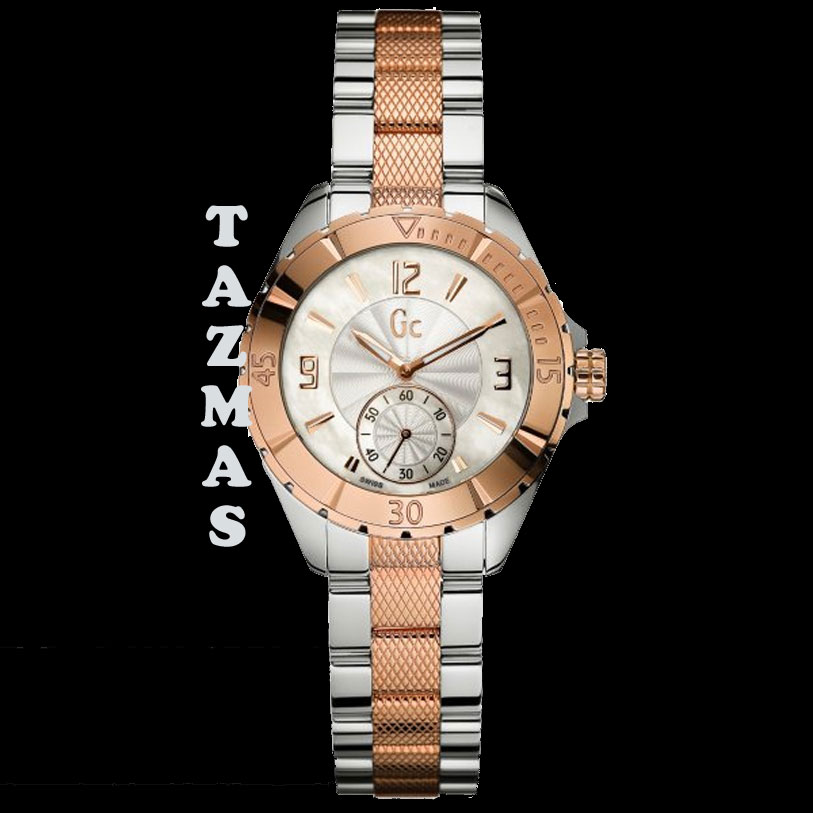 100% Authentic Guess collection Women Rose Gold   watch G70003L1