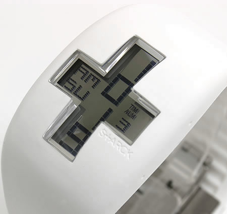 PHILIPPE STARCK WATCH PLASTIC BAND STYLE PH1090