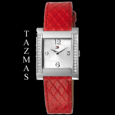 100% AUTHENTIC Tommy Hilfiger Crystal Ladies Watch 1780579