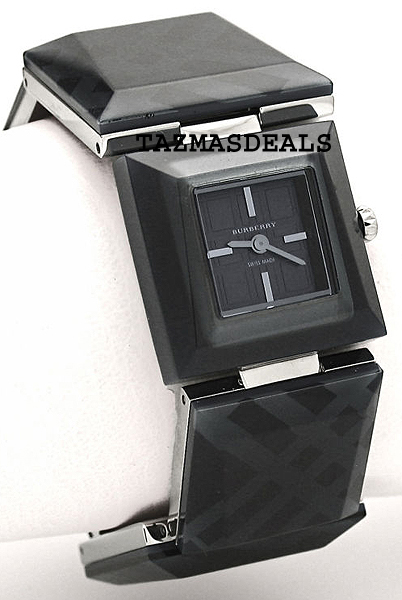 BU4924 BURBERRY Women's Prism Bracelet Watch NEW