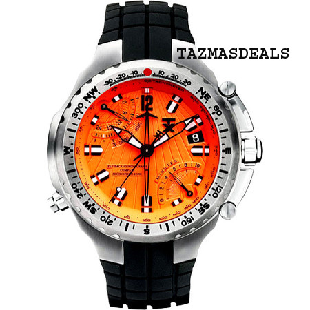 Timex TX770-Series Fly Back Compass T3B871
