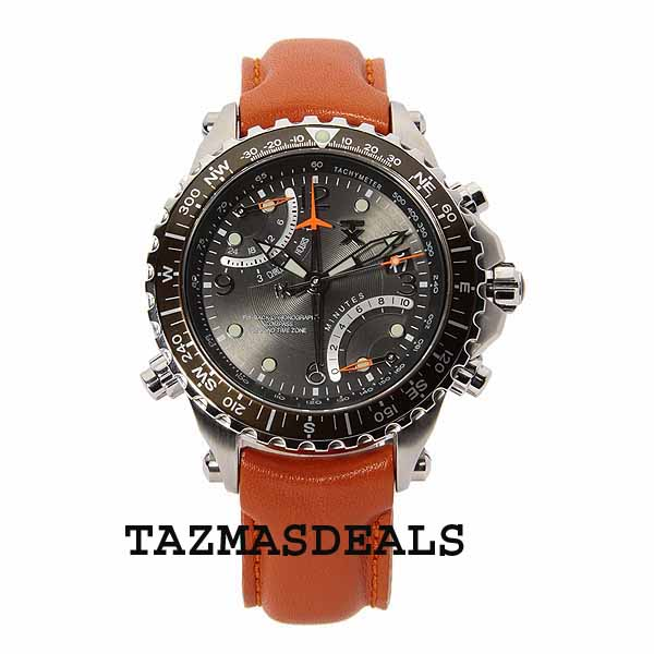 NEW TX Men's T3C324 Classic Fly-back Chronograph