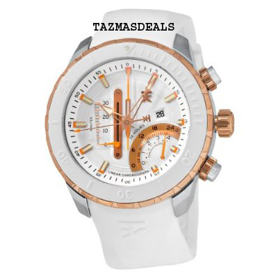 NEW TX Men's T3c456 Sport Fly-back Chronograph